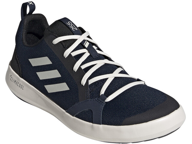 competitive price 1ac31 d9be5 adidas TERREX ClimaCool Boat Shoes Men collegiate navy/core white/core black